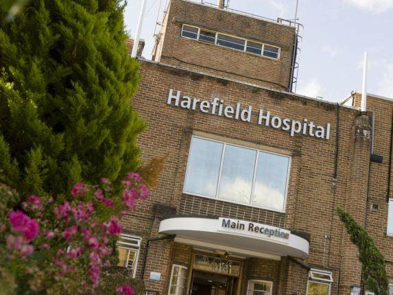 Royal Brompton & Harefield NHS Foundation Trust to benefit from HS2 Community Fund: Harefield Hospital 1389x858
