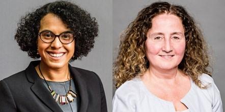 Cllr Kaya Comer-Schwartz and Cllr Una O'Halloran confirmed in new roles in Islington Council's Executive: Kaya   Una