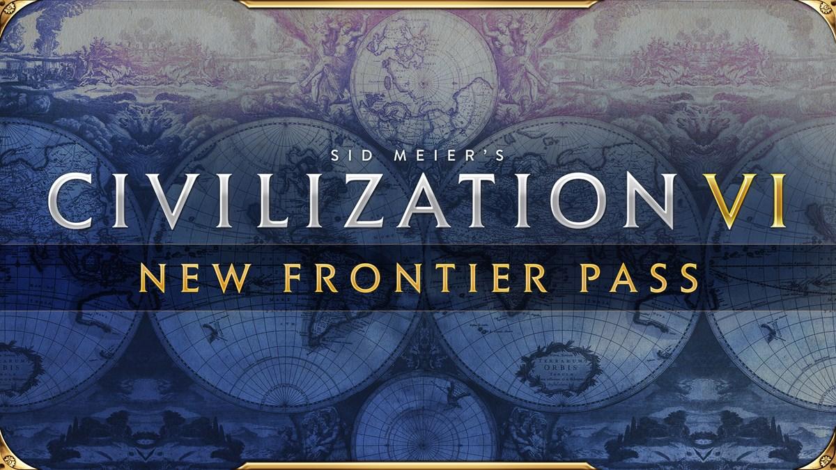 Civilization VI - New Frontier Pass Key Art