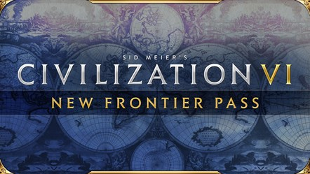 Civilization VI - New Frontier Pass Key Art