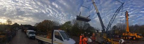 Burnley canal bridge-4