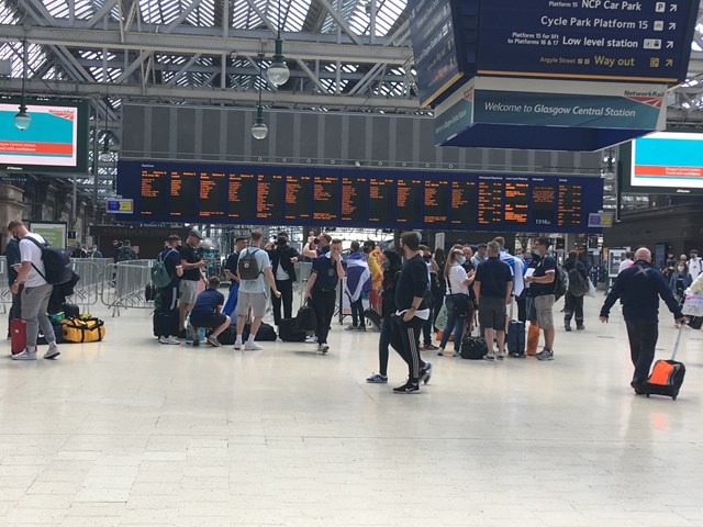 Tartan Army urged to check before they travel: SCO fans June 17