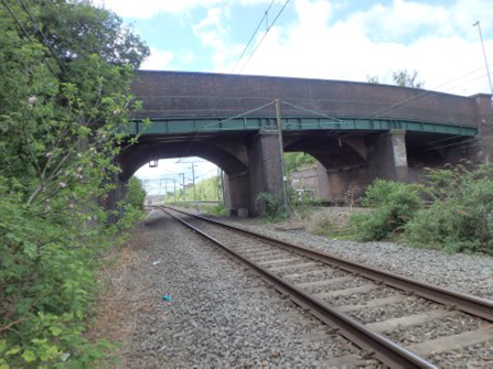 Crewe residents urged to find out more about Network Rail's £17m rail upgrade: Hungerford Road bridge
