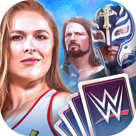 WWESC S5 App Icon iOS
