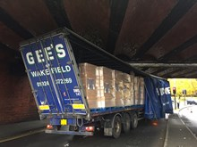 New campaign urges drivers in West Yorkshire to be vigilant following bridge bashes