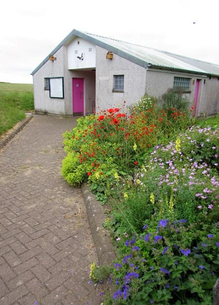 Community Facilities - Llansaint Welfare Hall-2