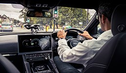 UK Autodrive pilot proves Siemens Mobility Limited's intelligent roadside infrastructure: UK-Autodrive-Image-Courtesy-of-Jaguar-Land-Rover