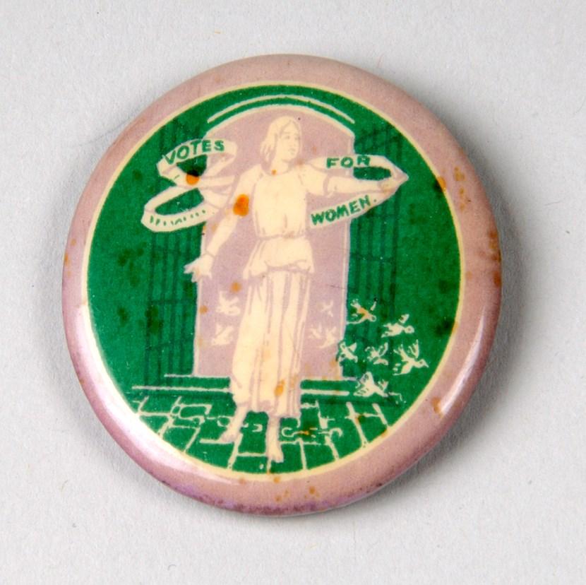 Empowering exhibition celebrates women's place in history: 18.wspupinbeloningtoleedssuffragetteleonoracohenclmg.jpg