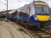 Northern has taken delivery of Class 170s from ScotRail