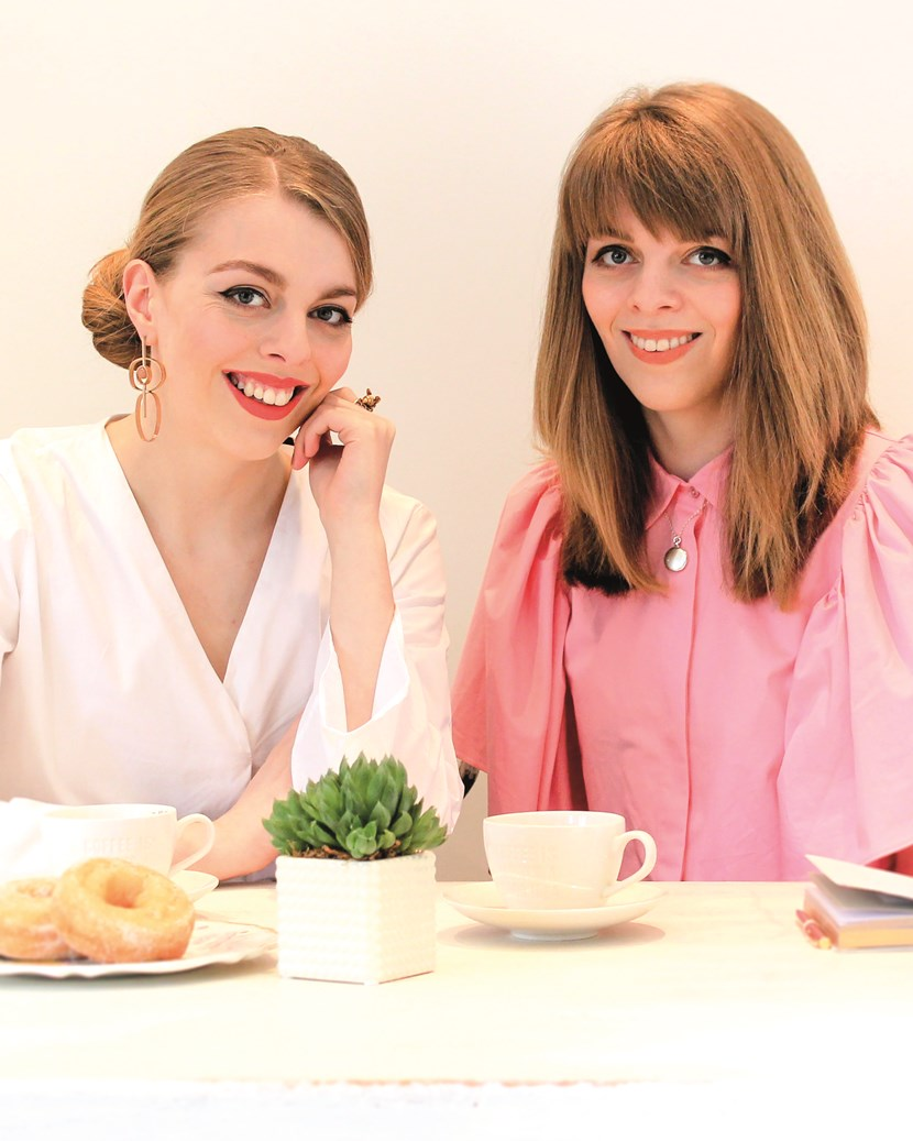 Twin sisters are doing it for themselves thanks to support from Leeds City Council: chloebaldwinandabigailbaldwin.jpg