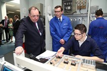 Over 77,000 Apprentices in three years: First Minister to launch Scottish Apprentice Week 2014