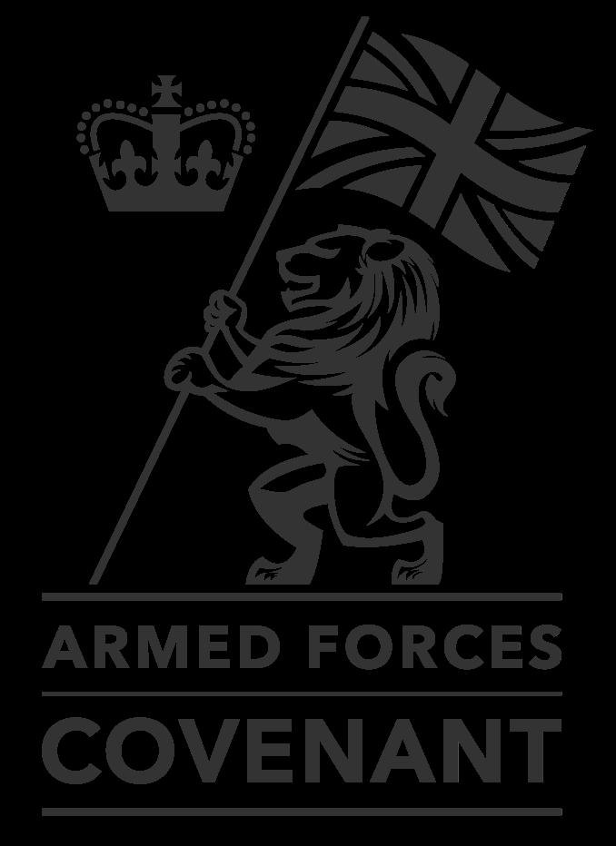Armed Forces Covenant logo: Armed Forces Covenant logo