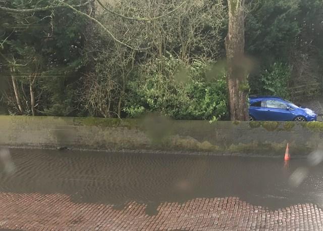 Network Rail starts drainage improvements at Guiseley station: Network Rail starts drainage improvements at Guiseley station