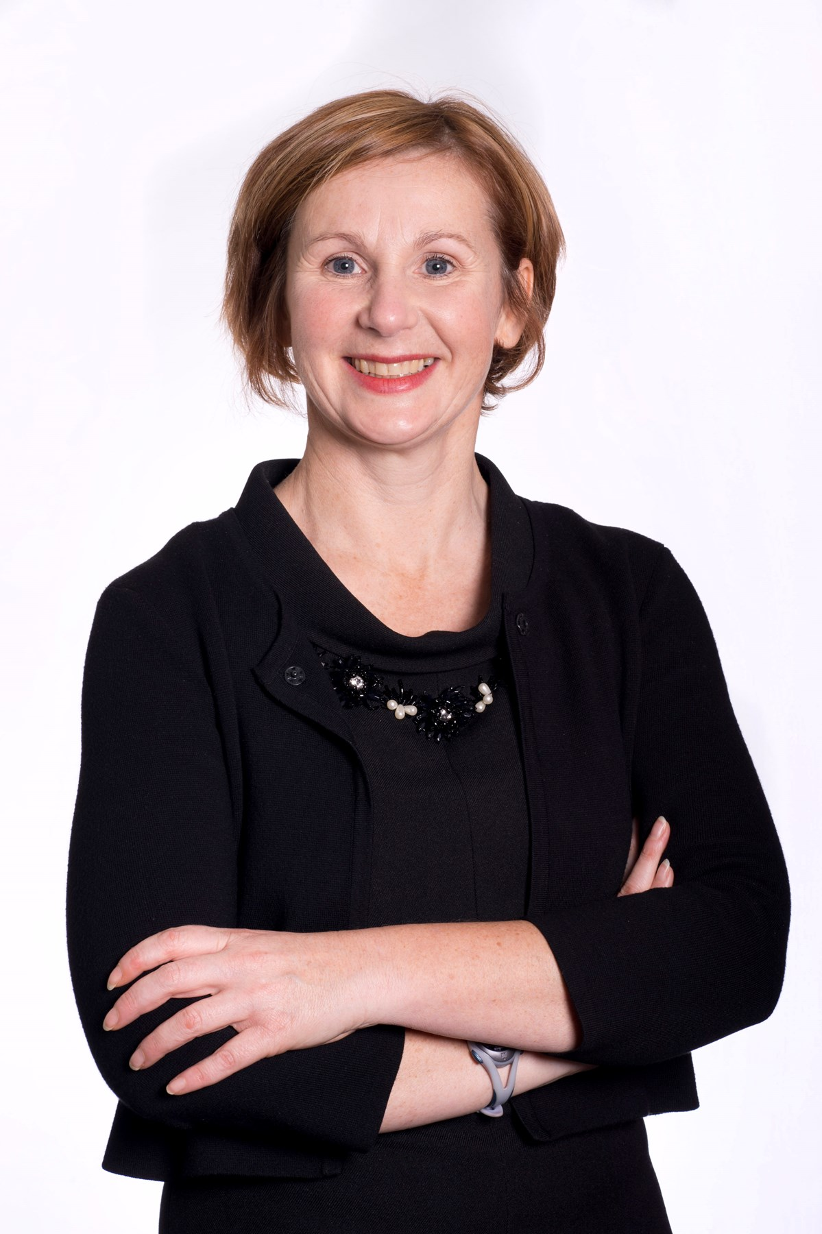 Caroline Strain: Team Leader Life and Chemical Sciences