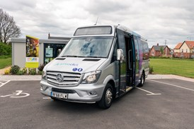 ArrivaClick brings sustainable transport to new development: ArrivaClick Leicester