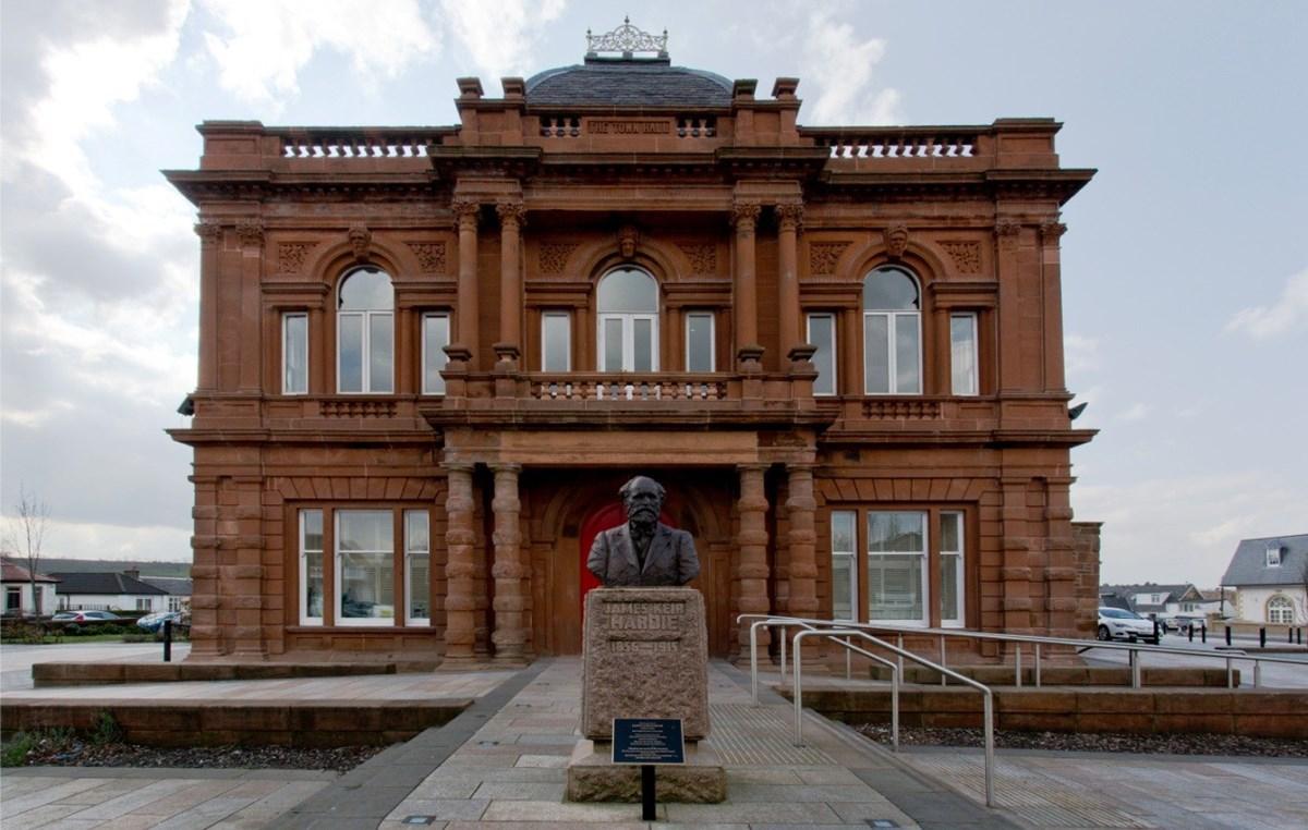 cumnock town hall image