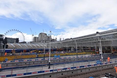 Waterloo Upgrade, 18 August 2017