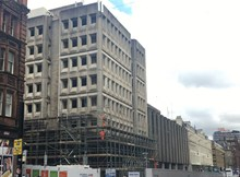 Glasgow Queen Street September 2017