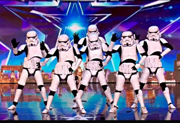 Stormtroopers set to whip up a 'Boogie Storm' ahead of Star Wars: The Force Awakens screenings on Millennium Square: boogiestorm1.jpg