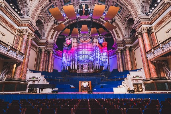 Leeds Town Hall organ will hit the right notes for Yorkshire Day: Leeds Town Hall organ recital