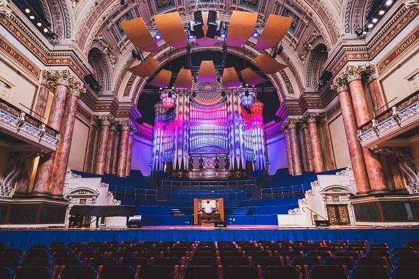 Major boost for culture sector in Leeds after successful grant bid: Leeds Town Hall organ recital