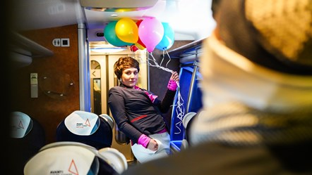 #Fakes On A Train Harry Aisles