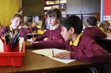 Maoin do Bhun-Sgoil Ghàidhlig Phort Rìgh: Education-class-pupils-primary-school