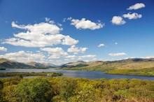 Inchcailloch NNR, Loch Lomond. ©Lorne Gill/SNH: Inchcailloch NNR, Loch Lomond. ©Lorne Gill/SNH