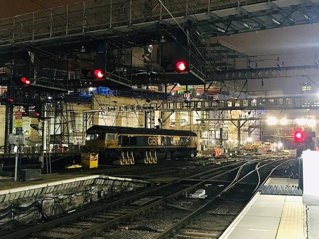 Passengers who must travel urged to plan ahead as vital work continues on the £1.2billion East Coast Upgrade this month