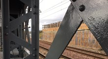 3 Nov work section track side