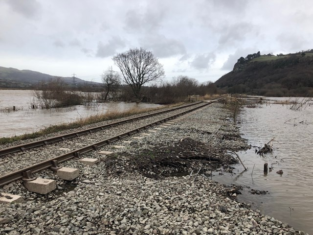 Conwy Valley Line 3