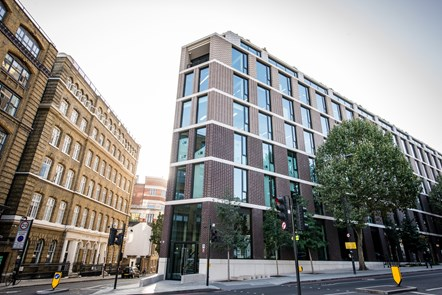 The Ray Farringdon is home to Better Space, the affordable workspace for local entrepreneurs