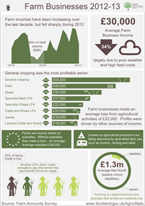 Farm Business 2012-13 - Infographic