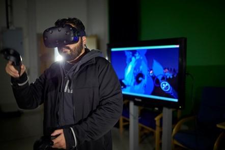 Abertay VR