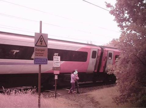 Temporary closure of Doncaster level crossing after pedestrians caught ignoring safety measures  2