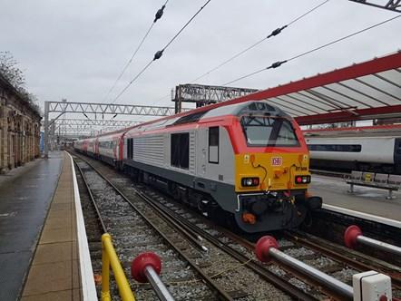 Class 67 Mk 4s