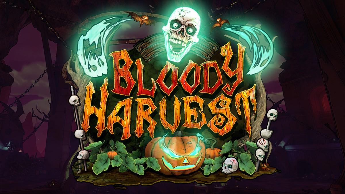 BL3 Bloody Harvest Key Art