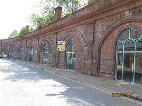 Glasgow arches property