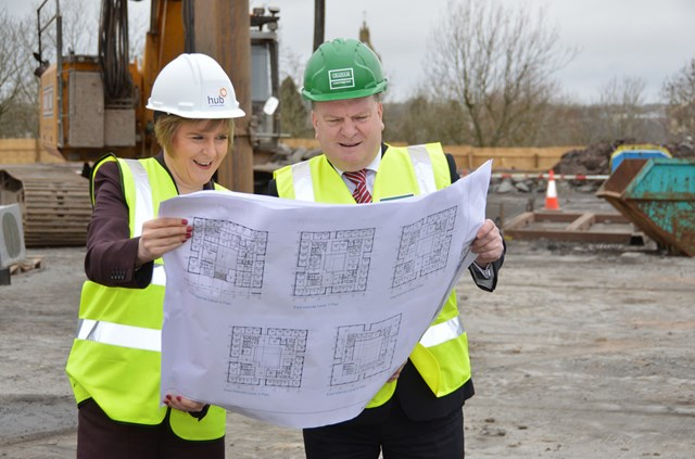 Capital investment of £625m boosts economy