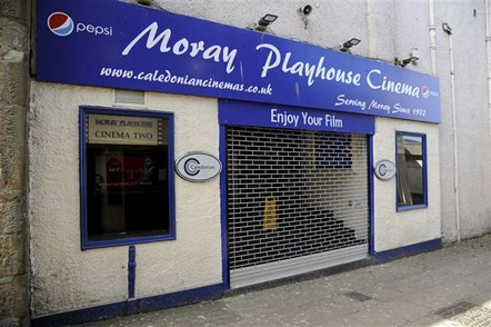 Moray Playhouse 2