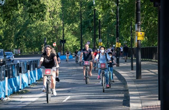 TfL Image - Park Lane