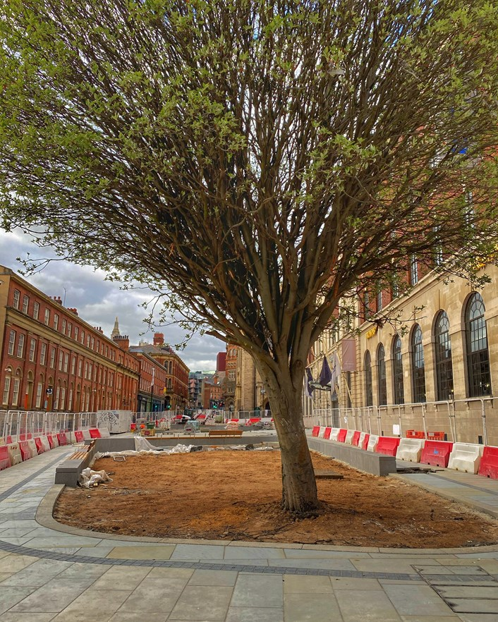 Major Headrow scheme set to pave the way for city centre re-opening: Cookridge St Image
