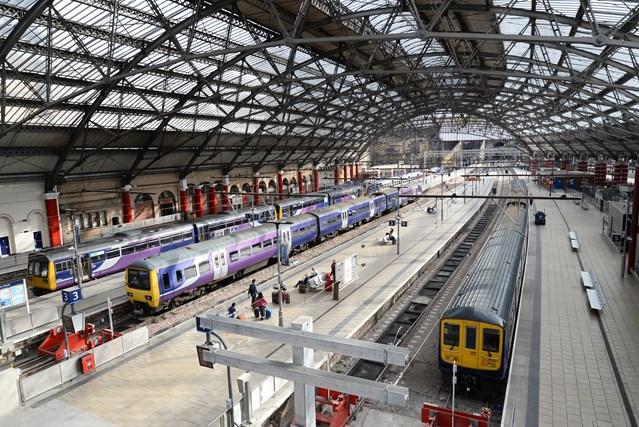 £140m transformation of Liverpool Lime Street completed on time: Inside the improved Liverpool Lime Street station