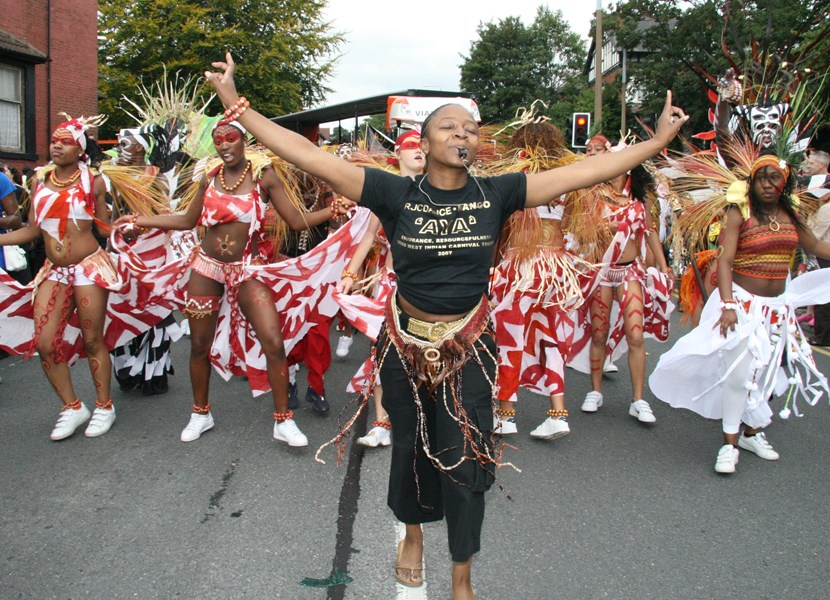 """Council pledges more support to help city's """"life changing"""" culture sector bounce back: RJCD carnival pic"""