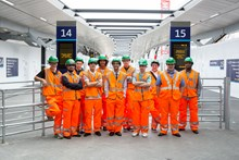 PreviousThameslink apprentices at London Bridge: Thameslink apprentices at London Bridge