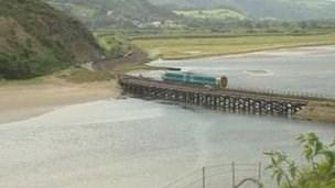 Pont Briwet Bridge: Pont Briwet Bridge replacement project gets underway