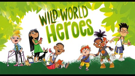 Wild World Heroes