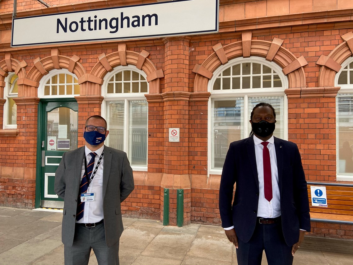 More seats and faster journeys between East Midlands and London - Network Rail completes major work on £1.5billion Midland Main Line Upgrade: More seats and faster journeys between East Midlands and London - Network Rail completes major work on £1.5billion Midland Main Line Upgrade
