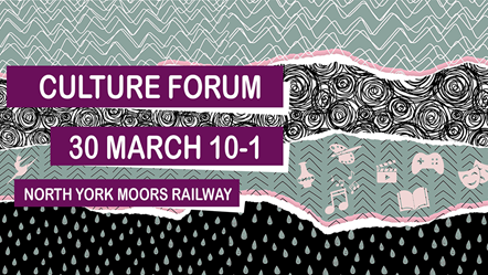 Culture Forum, March 2020