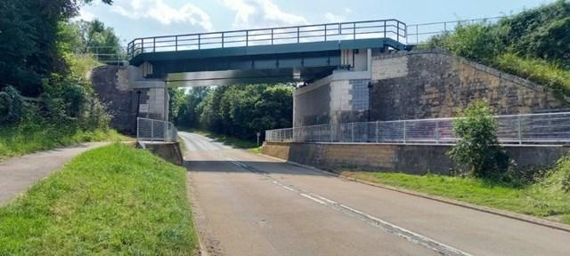 Network Rail completes £2.8million Manton bridge upgrade: Network Rail completes £2.8million Manton bridge upgrade